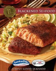 Blackened Seafood