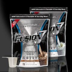 Elite Fusion 7 - 10 Serving Bags