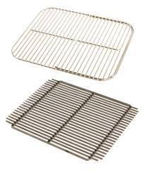 Cooking Grid and Charcoal Grate
