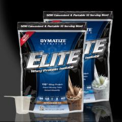 Elite Whey - 10 Serving Bags