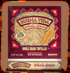 Buena Vida® Whole Grain Tortillas