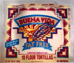 Buena Vida® Fat Free Tortillas