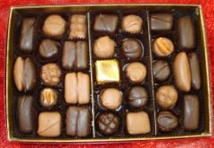 Regular Assorted Chocolates - 1lb Candy