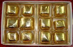 Cin-Almond Truffles - 1lb Chocolate