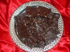 Pecan Bark - 1lb Chocolate