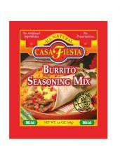 Casa Fiesta Burrito Seasoning 1.6 oz.