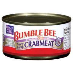 Bumble Bee® Lump Crabmeat