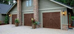Chalet Garage Door