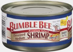Bumble Bee® Deveined Medium Shrimp