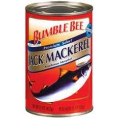 Bumble Bee® Jack Mackerel