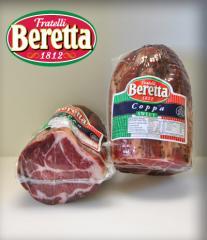 Beretta's Coppa Sweet Cut