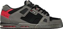 Sabre (Grey/Black/True Red)) Shoes
