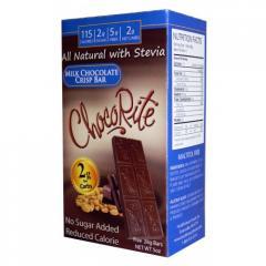 ChocoRite Milk Chocolate Crisp Bars