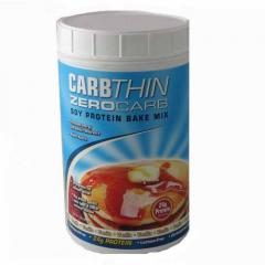 CarbThin ZeroCarb Soy Protein Bake Mix Vanilla