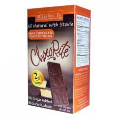 ChocoRite Milk Chocolate Peanut Butter Bars