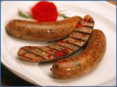 Mediterranean Chicken Sausage