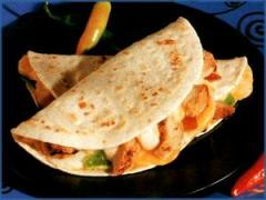 Quesadillas, Cheese & Chicken