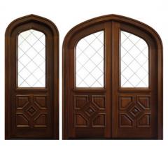 Canterbury Wood Door
