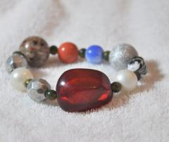 Bracelet of various color