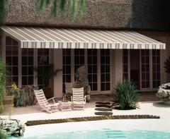 The Sunflair Retractable Patio Awning