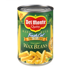 Del Monte® Cut Golden Wax Beans