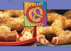Pretzel Fillers® Stuffed Soft Pretzels