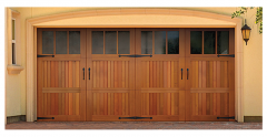 7100 Series Wayne Dalton Wood Garage Door