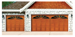 300 Series Wayne Dalton Wood Garage Door
