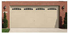 Model 8000, 8100 & 8200 Steel Garage Door