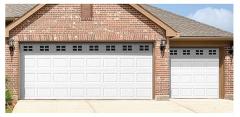 Model 8024-8224 PO Steel Garage Door