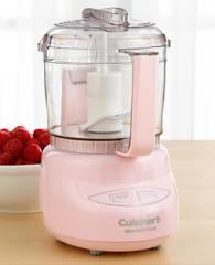 Cuisinart Mini Pink Food Processor