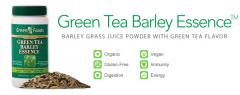 Green Tea Barley Essence