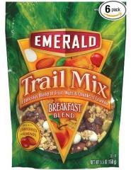 Emerald Breakfast Blend Premium Trail Mix,