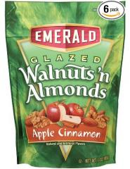 Emerald Walnuts N' Almonds-Apple Cinnamon