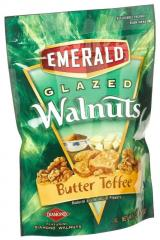 Emerald Butter Toffee-Glazed Walnuts, 7-Ounce