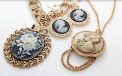 Cameo Costume Jewelry
