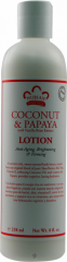 Nubian Heritage Coconut & Papaya Lotion