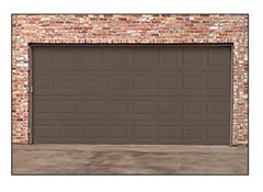 Model 173 Traditional Steel Garage Doors