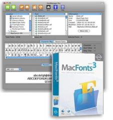MacFonts series 3
