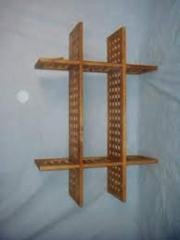 Quality wooden rack