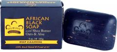 Nubian Heritage Organic African Black Soap