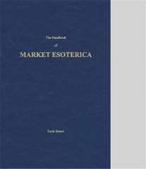 The Handbook of Market Esoterica Book