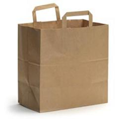 Flat Handle Shoppers