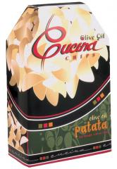 1.5 oz.  -  Cucina Olive Oil Potato Chips