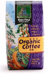 Rare Find Panthera Blend Coffee - 100% Organic