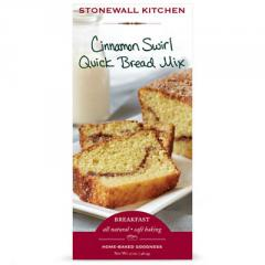 Stonewall Kitchen Cinnamon Swirl Quick Bread Mix