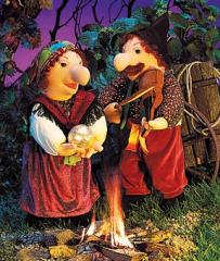 Fiddler Character Puppets