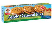 Apple Oatmeal Pies