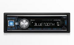CDE-133BT CD Receiver with Advanced Bluetooth®