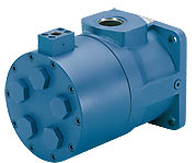 Hydraulic Pumps for Water-Based, Fire-Resistant